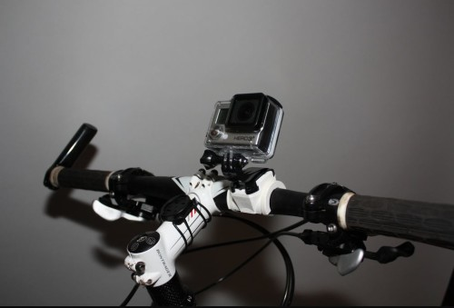 Supporto Gopro Stampa3d
