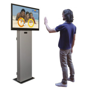 infoboard totem multimediali