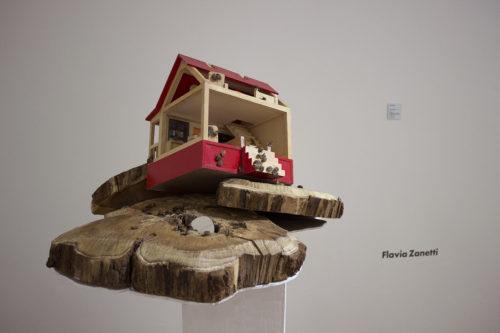 Arte installazione Flavia Zanetti 02